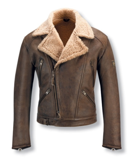 The Belstaff Sheep M.C. Jacket