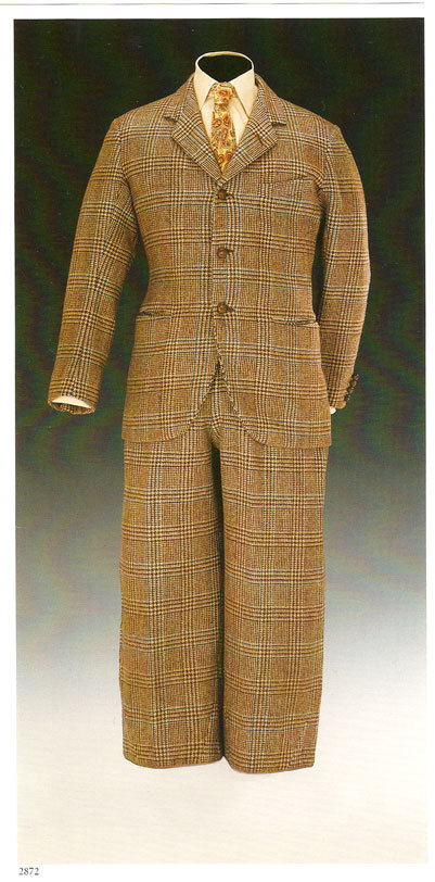 Duke of Windsor Country suit