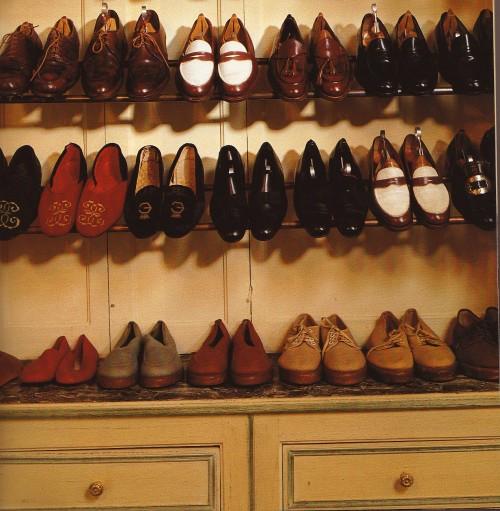 Duke of Windsor footwear