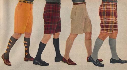Esquire 1956 shorts