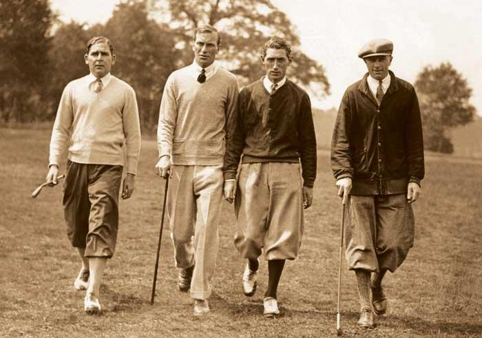 Vintage Golfer | Bobby Jones