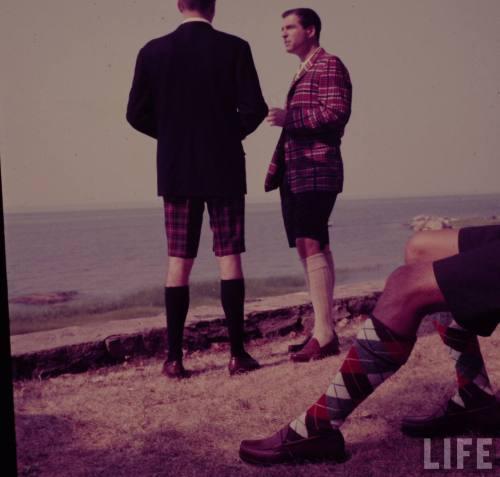 menswear plaid bermuda short jacket