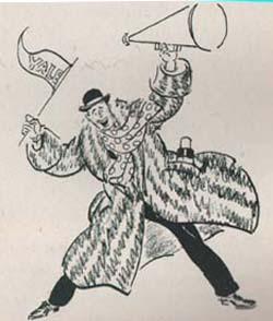 coonskin coat