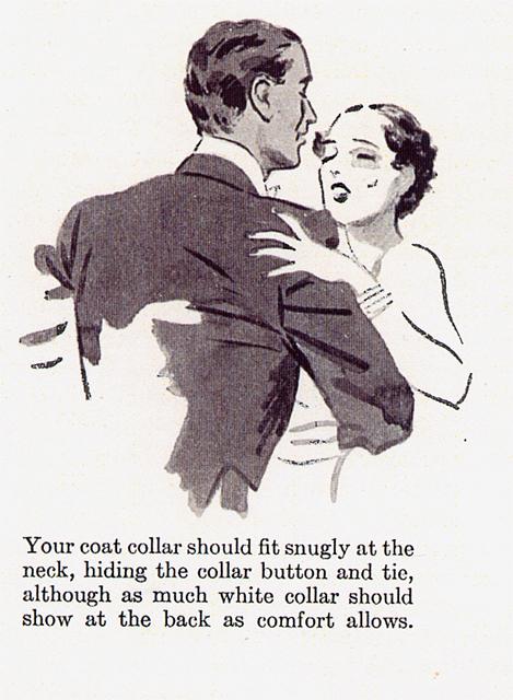 menswear fashion rules