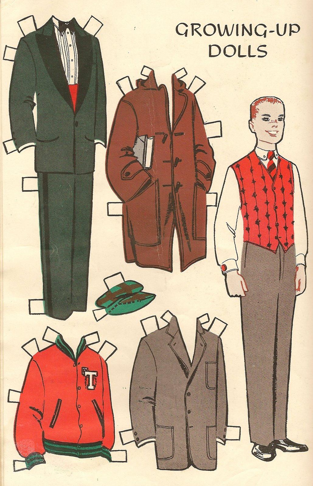 adult dolls up dress male