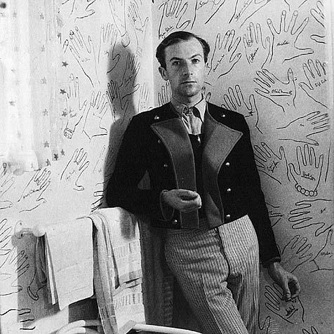 Cecil Beaton--  his vanity knew no bounds.