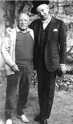 Pablo Picasso Cecil Beaton