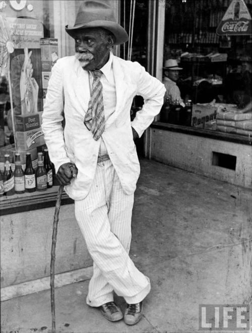vintage Southern menswear style