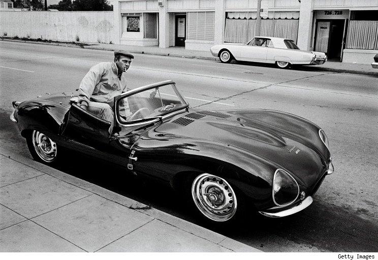 Steve McQueen : Whatu2019ll it be todayu2026 Jaguar XKSS or AC ...