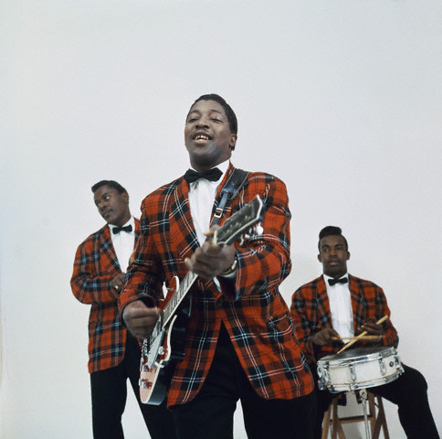 Bo Diddley had an enormous impact on the development of popular music, largely due to his emphasis on rhythmic elements.