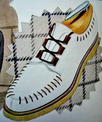 Esquire Vintage footwear